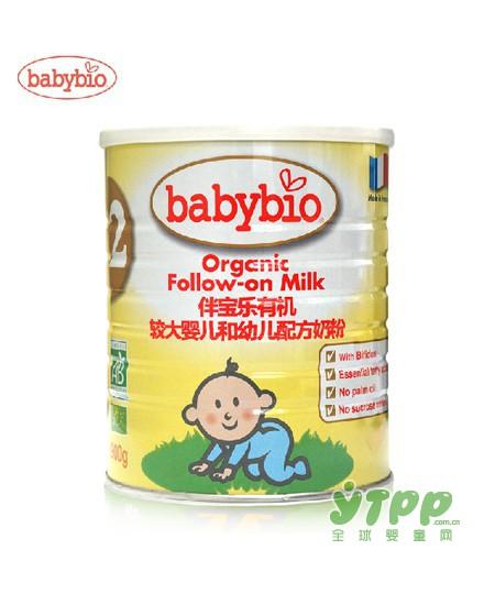 母亲节做聪明妈妈  选伴宝乐有机奶粉呵护宝宝成长