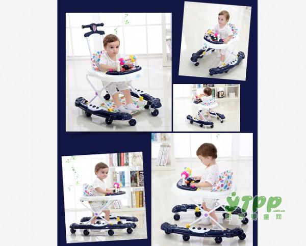 如何给宝宝选择一款合适的学步车?