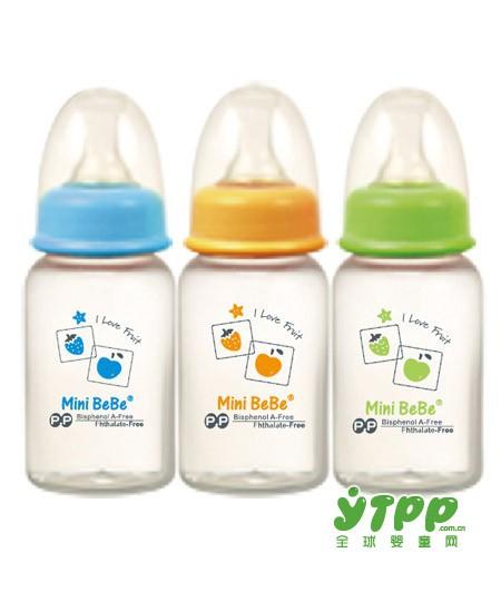 Minibebe小蜜蜂宝宝奶瓶 与你相遇好幸运