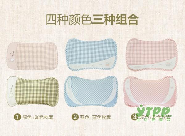 嬰幼兒枕頭選購有技巧 你家寶寶的枕頭選對了嗎