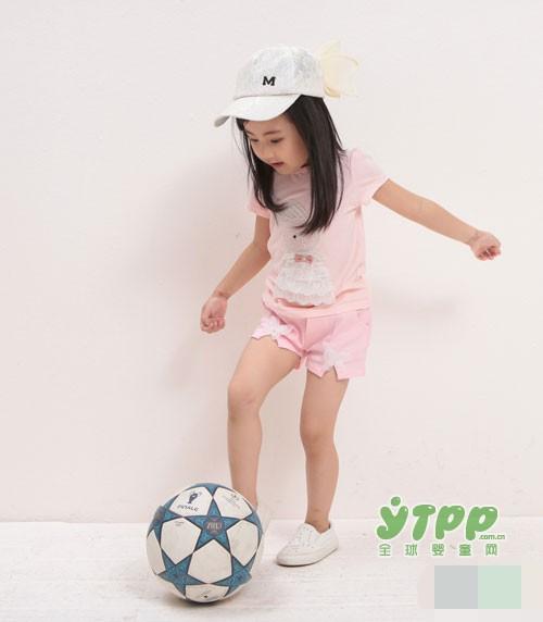 小马嘟嘟运动风童装 让宝贝在运动中也如此有魅力