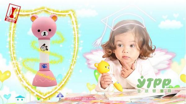不伤眼的早教机 送给宝宝最安全的的玩具早教礼物