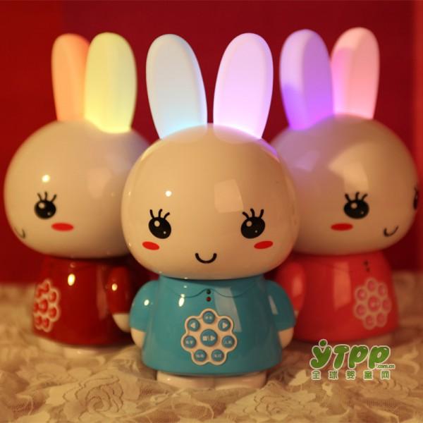 阿李罗火火兔早教机 学习娱乐集一体 给宝宝的生活带来无尽的欢乐