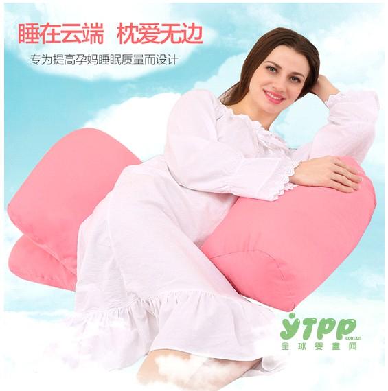 孕期  你需要这样一款好枕头才会有好的睡眠