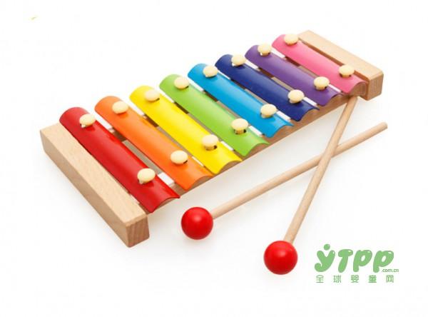 木丸子儿童手敲琴益智玩具  陪伴宝宝快乐成长