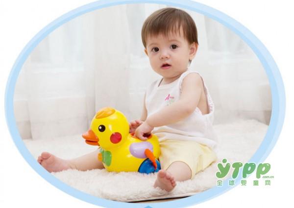 宝宝的学爬教练 运动问答声控三大玩法