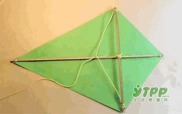 跟宝贝一起制作风筝 让ta收获成功的喜悦就这么简单