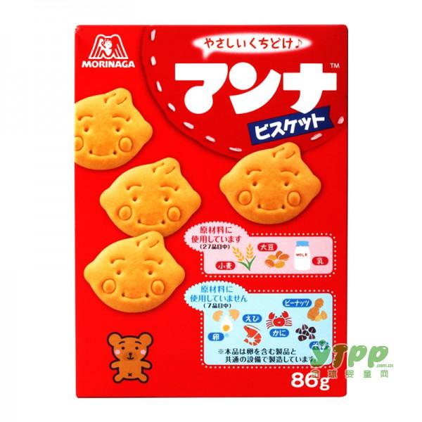 森永宝宝动物小饼干零食     高钙磨牙饼干更营养