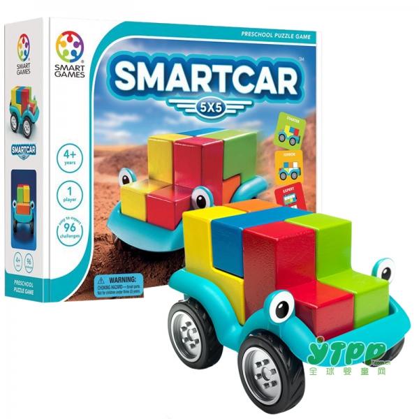 Smart games car智趣彩拼车   锻炼儿童的逻辑思维开发智力