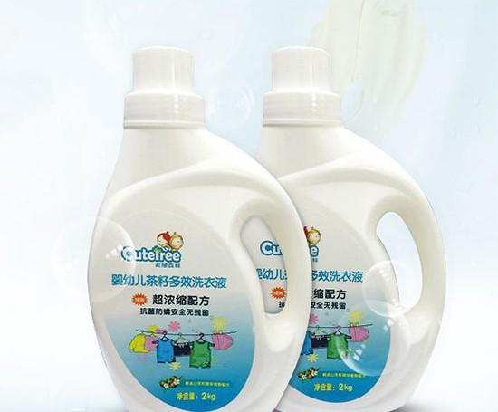 洗衣液哪个牌子的好用 天使森林婴儿洗衣液好选择