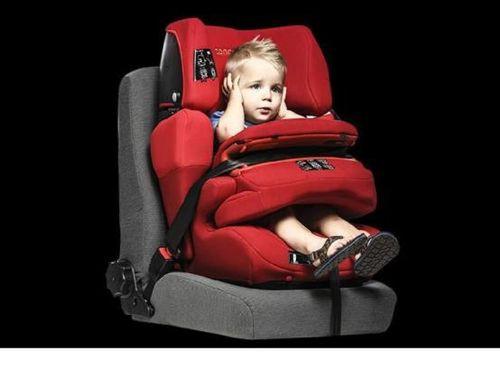 十七届人大代表戴蕴递交建议:强制使用儿童安全座椅写入有关法规