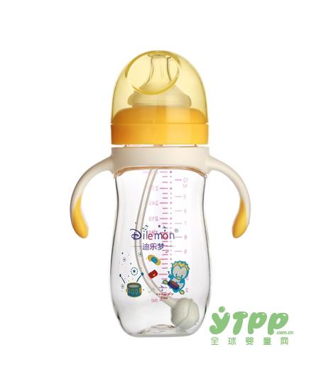 迪乐梦婴幼儿奶瓶 引领宝宝哺喂新生活