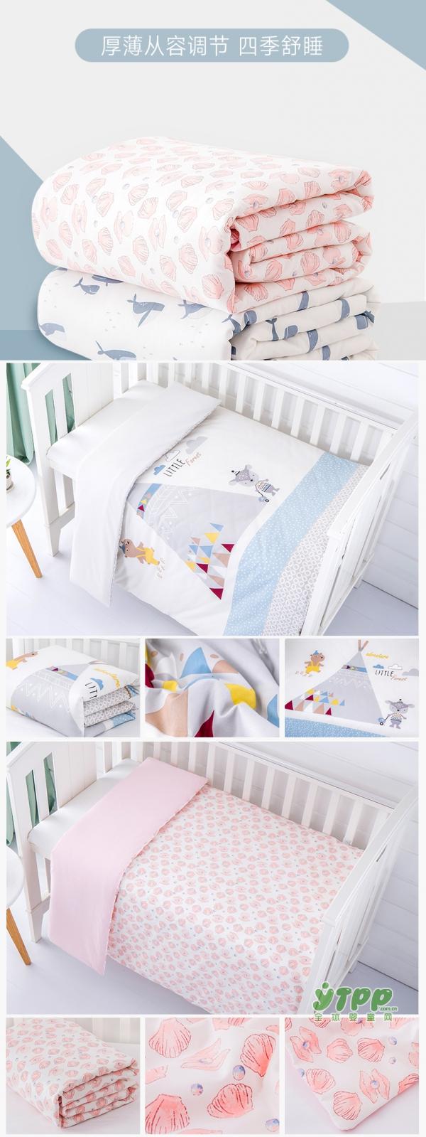 gb好孩子婴儿幼儿园春秋冬棉被   为宝宝提供舒适的睡眠