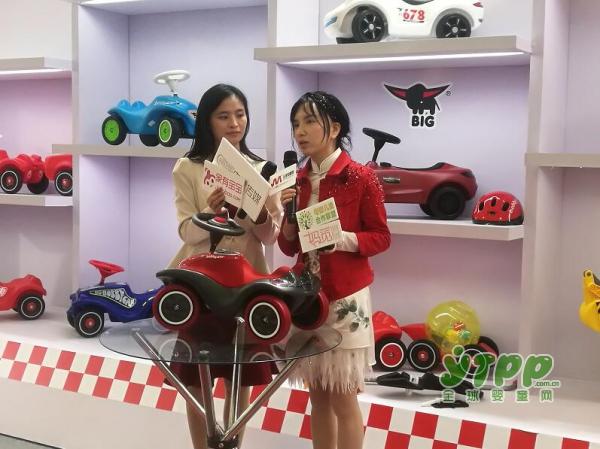 上海乐孺儿童用品有限公司董事长袁玲接受了全球婴童网记者的采访