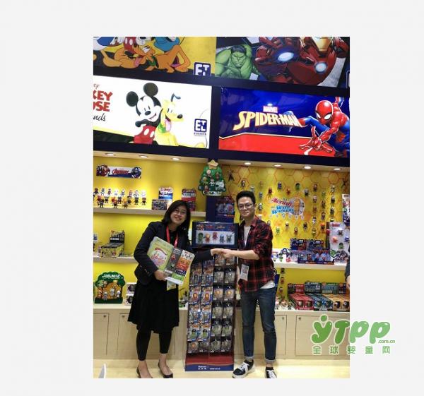 sam&partners 2018中国玩具展人气爆满   展位号W2T01期待你的莅临