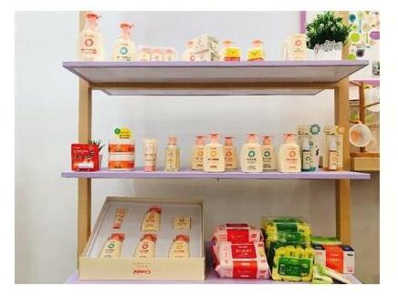 Combi携创新新品亮相2018CKE中国婴童展