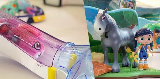 颜值即正义 万童玩具精彩亮相2018中国玩具展