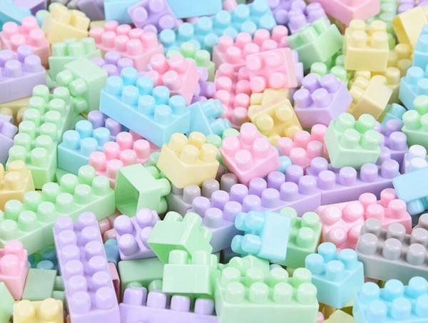 小巨星积木塑料益智玩具   助力宝宝的快乐成长