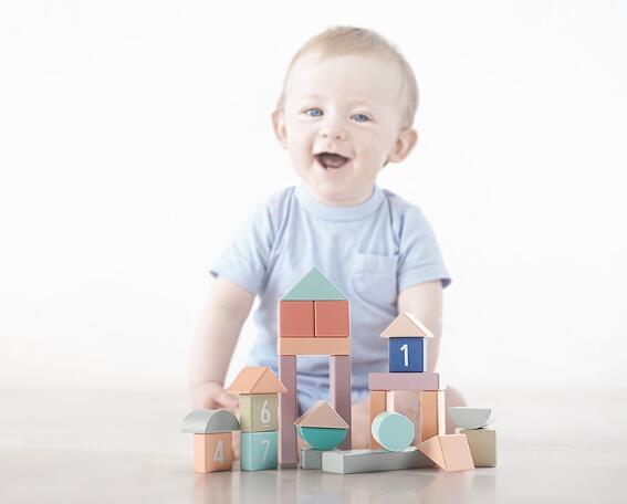 babycare婴幼儿安全积木  创造童年多种可能