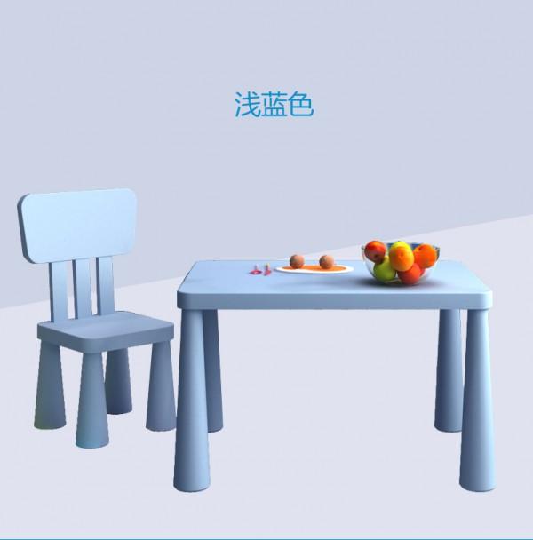 贝贝娇子儿童游戏学习桌椅    嗨学玩趣•科学养成孩子的好习惯