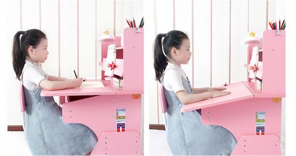 佳蓓儿儿童写字学习桌椅   培养孩子良好的坐姿习惯健康学习