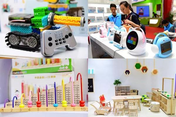 四大品类闪耀2019广州玩具展