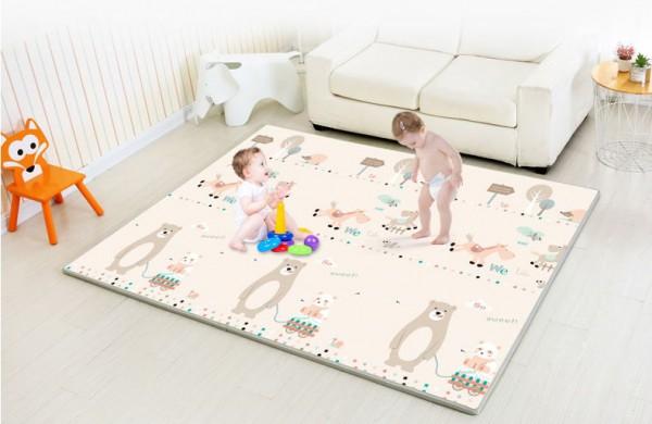 友创佳XPE婴儿爬爬垫  让宝宝自在玩耍  安全无忧