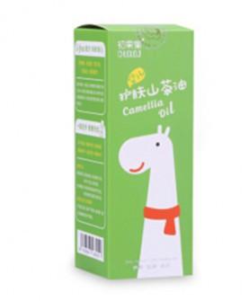 山茶油的作用与功效 初果集儿童山茶润肤油保湿滋润缓解干燥