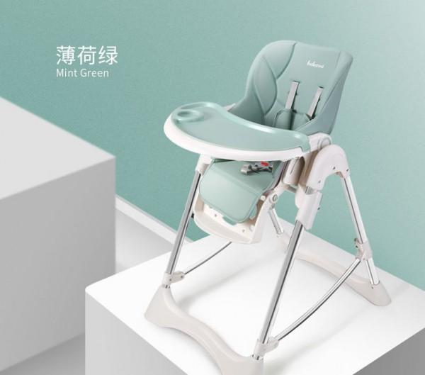 双十一倒计时贝丽可宝宝餐椅 能陪伴宝宝长大的多功能餐椅