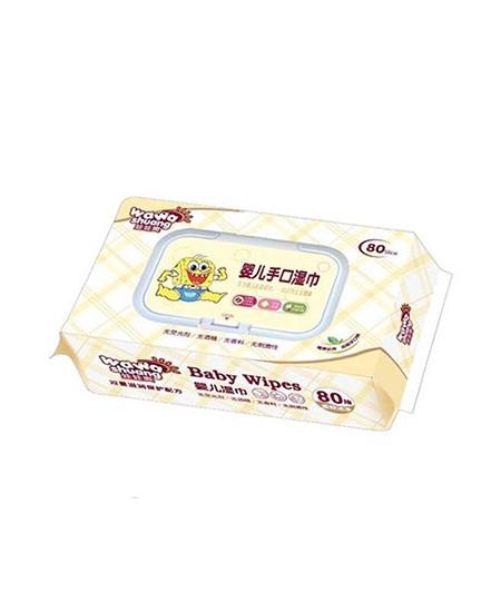 冬天婴儿湿巾这样选 娃娃爽婴儿湿巾让干燥与宝宝说拜拜