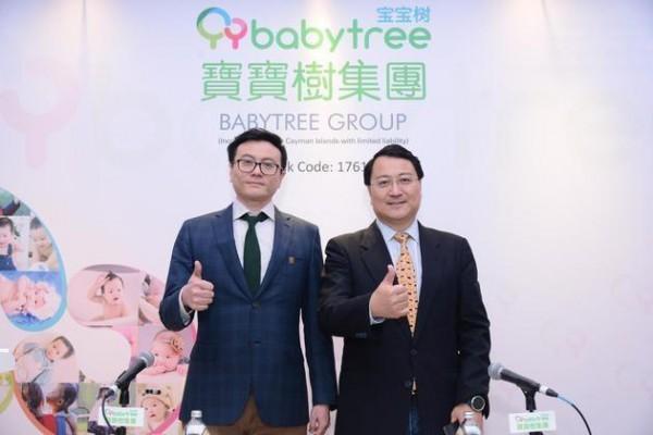 宝宝树王怀南:从未被高估 上市是下个十年的开始