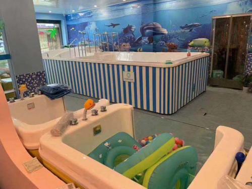 开一家婴童游泳馆很复杂?  Cai.s Holley 5步帮你解决问题