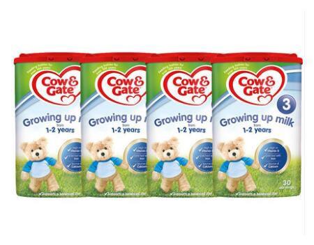 英国牛栏Cow&Gate婴幼儿配方奶粉   新生儿宝宝的呵护之选