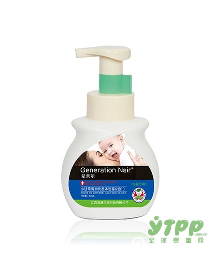 春季呵护宝宝肌肤 辈奈尔小甘菊系列安全滋养