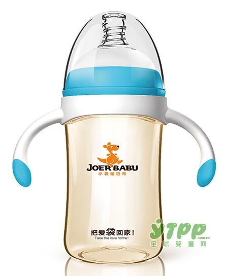 小袋鼠巴布奶瓶: 以创新专利设计极致呵护宝宝成长