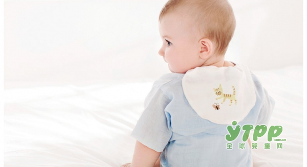 婴儿吸汗巾什么牌子好 全棉时代婴儿吸汗巾