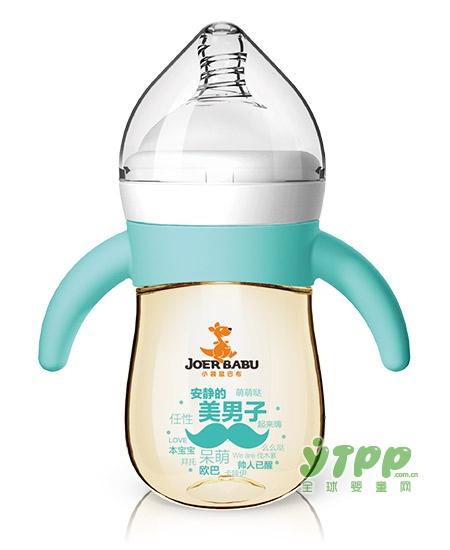 婴儿奶瓶什么牌子好 小袋鼠巴布从万千品牌中脱颖而出