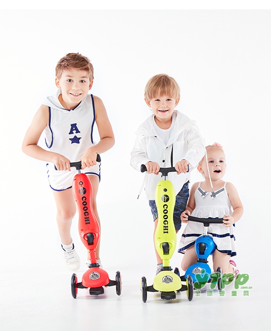 2018儿童滑板车品牌哪个更好  酷骑儿童滑板车了解下