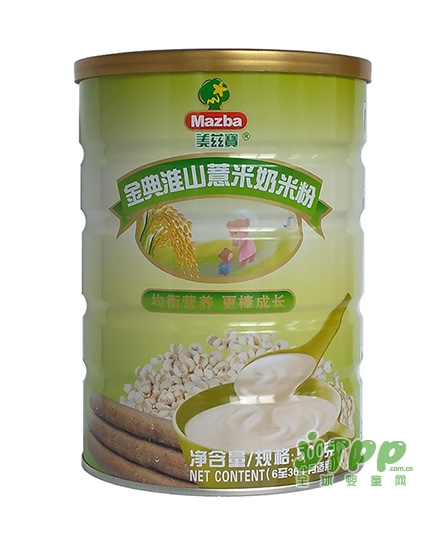 美兹宝:市面上米粉品种多 宝宝辅食期吃的米粉怎么选