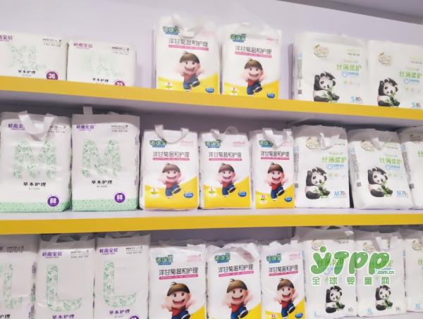 全球婴童网2018CBME孕婴童展直播现场:专访天才酷纸尿裤陈经理