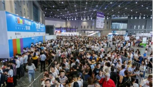 2018CBME完美落幕 我们下一届CBME中国孕婴童展会继续相约