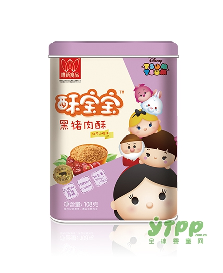 宝宝吃的肉酥什么牌子会好点  酥宝宝黑猪肉酥助力宝宝健康成长