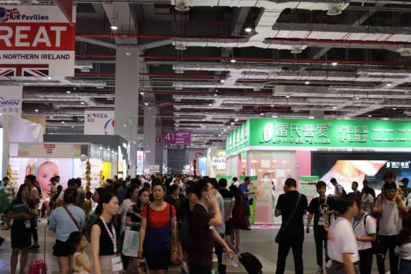 2018深圳国际孕婴童展打造孕期护肤品一站式采购平台