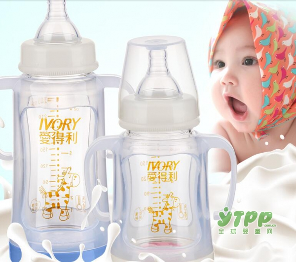 有好的玻璃奶瓶推荐吗 爱得利5大创新打造别样玻璃奶瓶