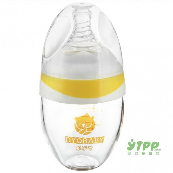 奶瓶形状决定着适合什么月龄的宝宝   家长要了解奶瓶形状的意义哦