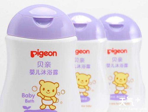 什么牌子的婴儿沐浴好   适合宝宝的沐浴露推荐