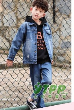 打造校园时尚孩童  伟尼熊让穿搭变的简单