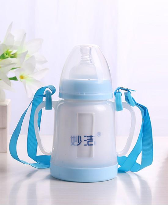 恭贺:陶瓷奶瓶品牌妙洁强势入驻全球婴童网   开启陶瓷奶瓶2019招商新模式