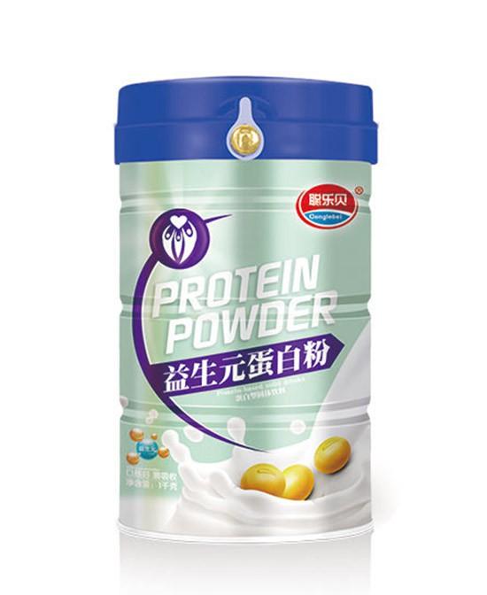 聪乐贝儿童营养蛋白粉系列 为宝宝健康成长奠定基础
