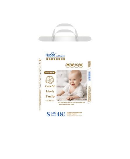 韩朵婴儿纸尿裤 呵护宝宝健康成长每一步